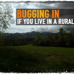 Bugging In If You Live In a Rural Area