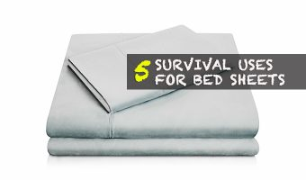 5 Survival Uses for Bed Sheets