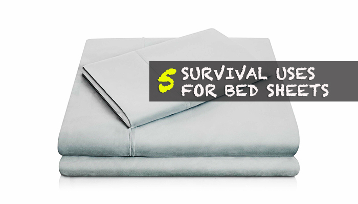 Best  Survival Uses for Bed Sheets