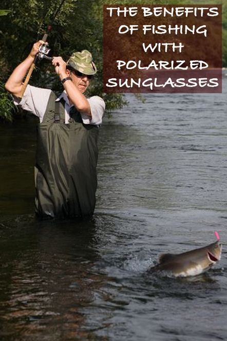 Benefits Fishing Polarized Sunglasses