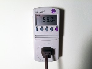 Kill A Watt Usage Monitor