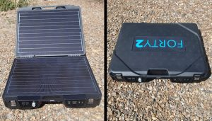 Peppermint Forty2 Pro+ 1000 Solar Generator