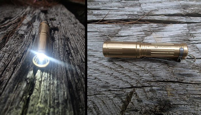 Olight i3S-CU Limited Edition