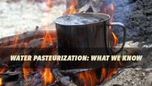 Water Pasteurization