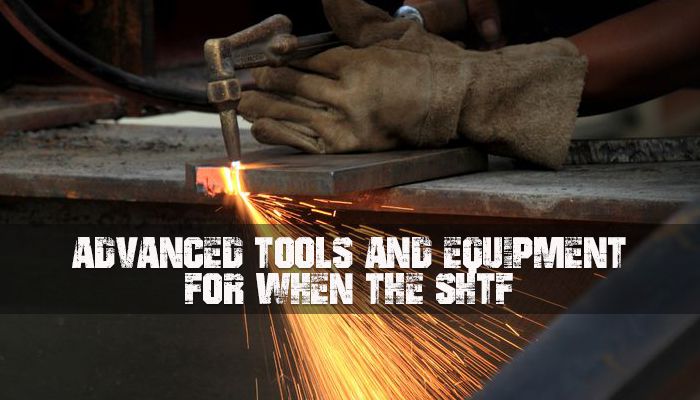 Advanced Tools SHTF