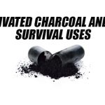 Activated Charcoal and Its Survival Uses