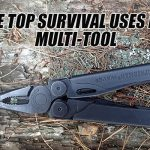 Some Top Survival Uses for Your Multi-Tool
