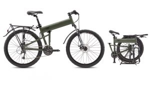 paratrooper bike