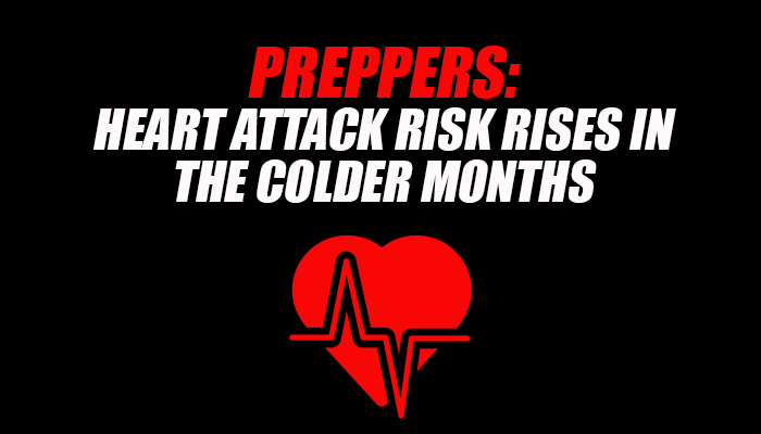 Cold Weather Heart Attack Risks