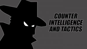 Counter Intelligence Tactics