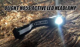 Olight H05S Active LED Headlamp