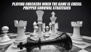 Prepper Strategies