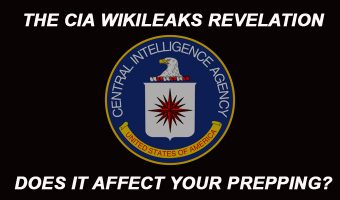 The CIA WikiLeaks Revelation: Does It Affect Your Prepping?