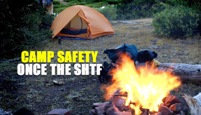 Camp Safety SHTF