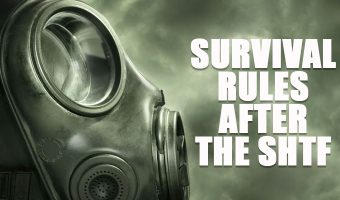 Survival Rules after the SHTF