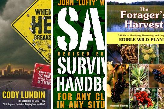 Shtf Emergency Preparedness: 10 Must Have Survival & Preparedness Books