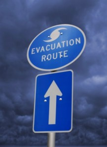 Evacuation Route