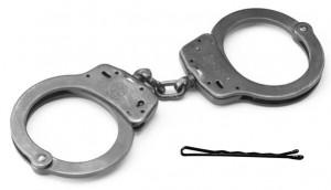 Picking Handcuffs