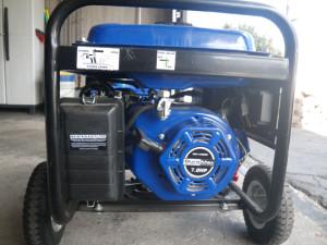 Generator Air Box Veiw