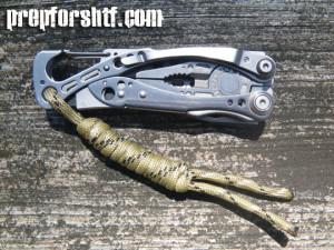 Paracord Knife Lanyard