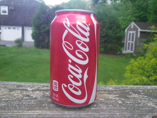 Coke Can Solar Fire Starter