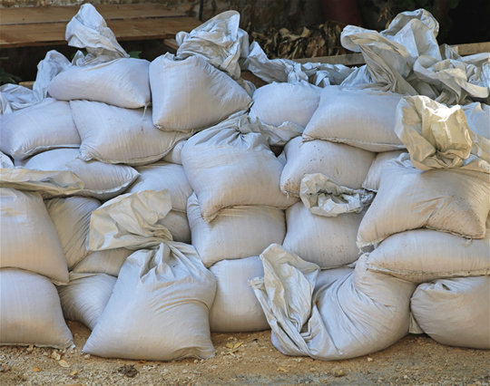 Why Sandbags Should Be Part of Your Preps