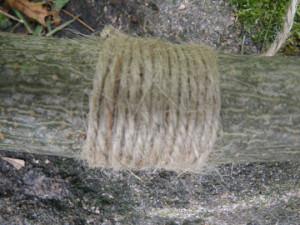 wrapped cordage