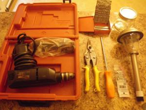 Solar Lamp Tools