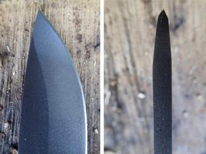 Schrade SHCF9 Blade Tip