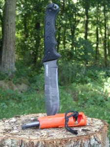 Schrade SCHF9 Survival Knife