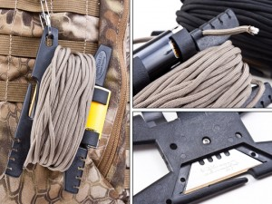 Paracord Spool Tool