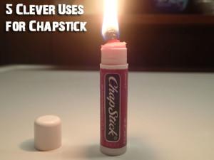 Chapstick Uses