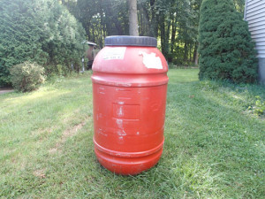 Food Grade Barrel