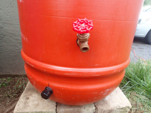 Rain Barrel Valves