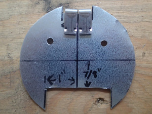 Drilled Clamp Holes