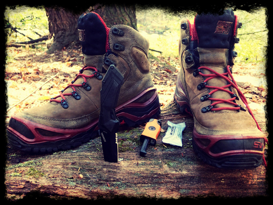 Rocky S2V Substratum Survival Boot Review