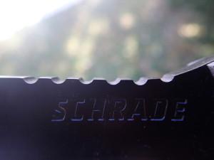 Schrade SCHF10 Jimping