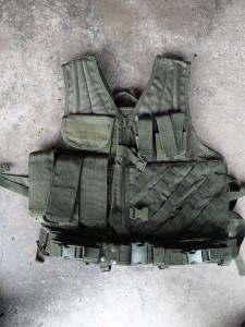 Tactical Vest Front
