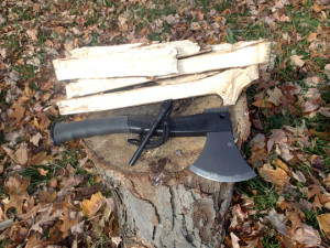 Schrade Survival Hatchet