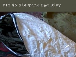 Sleeping Bag Bivy