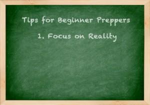 Beginner Prepper Tips