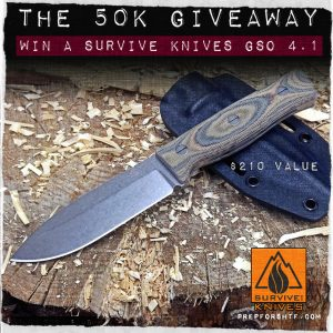 Survive Knives GSO