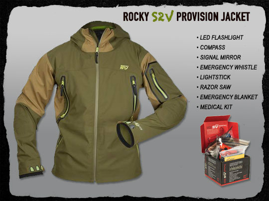 Rocky S2V Provision Jacket and Pants