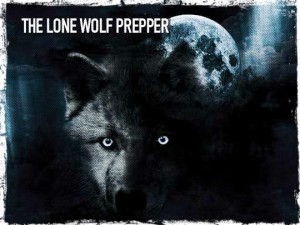 Lone wolf prepper