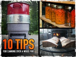 Canning-Over-Wood-Fire