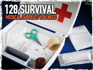 Survival Medical Supplies
