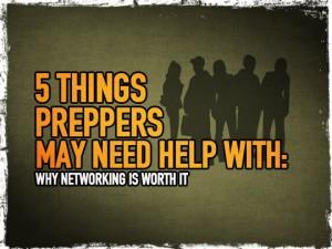 Prepper Networking