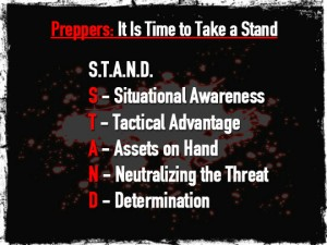 Preppers Stand