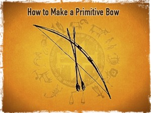Primitive Bow