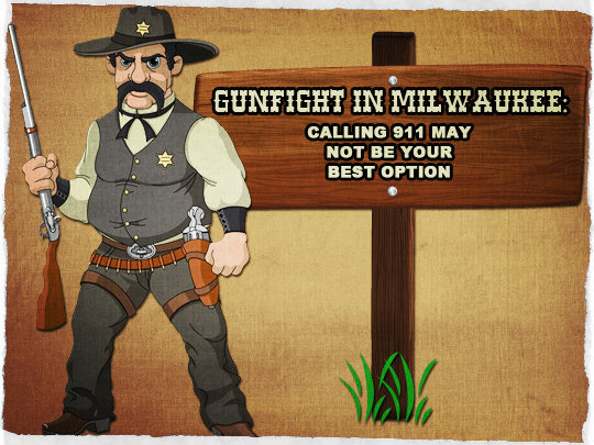 Gunfight Milwaukee